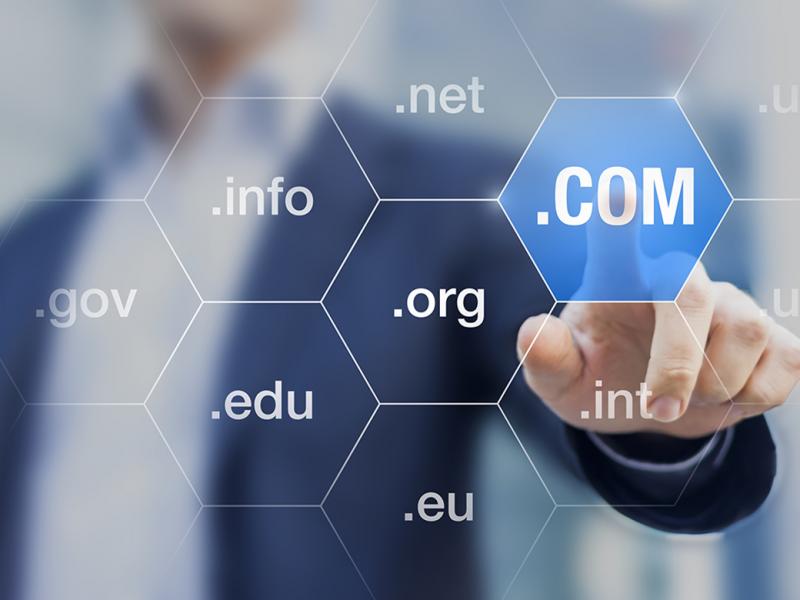 Dịch vụ tên miền Domain