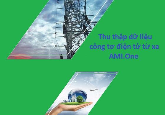Amione – Giải pháp thu thập dữ liệu công tơ điện tử từ xa
