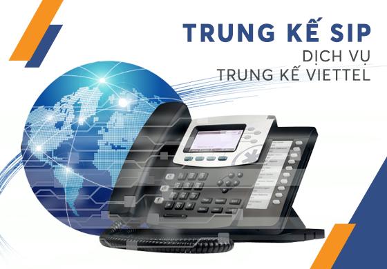 Trung kế SIP – Dịch vụ thoại trên nền VoIP cho doanh nghiệp