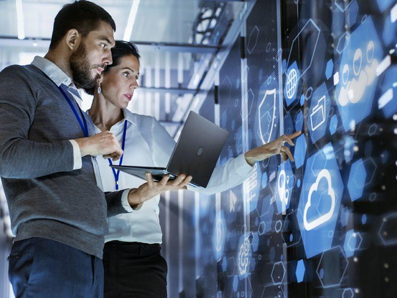 Dịch vụ Máy chủ ảo Cloud Server