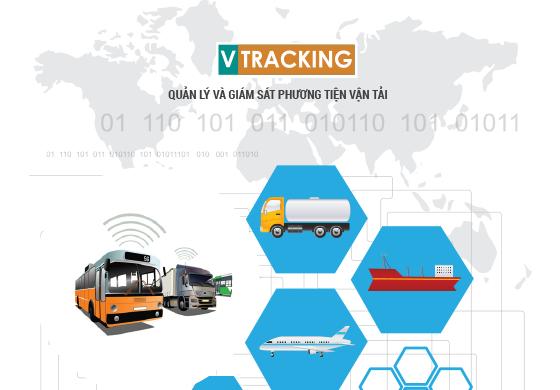 Vtracking – Dịch vụ quản lý giám sát phương tiện