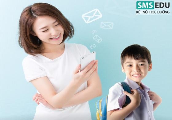 Sổ liên lạc điện tử SMS Edu