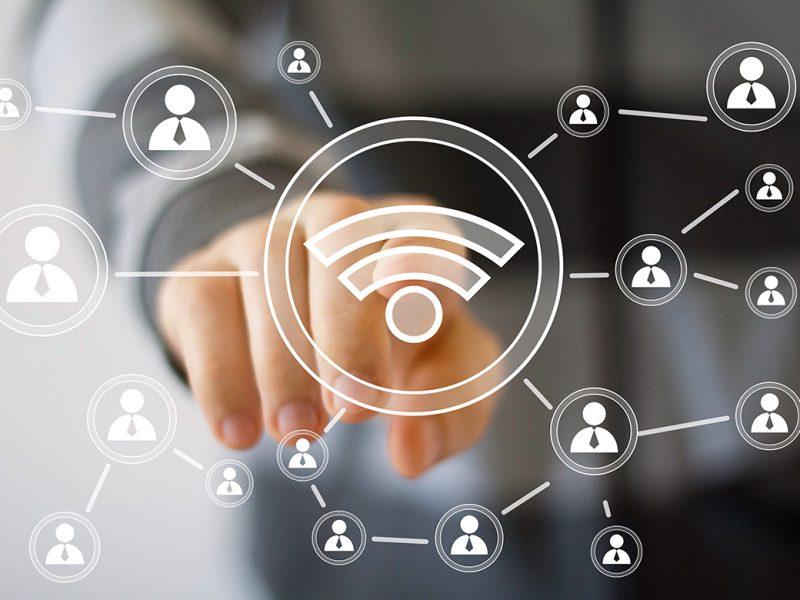 Giải pháp wifi cho doanh nghiệp – Bảo mật – tốc độ cao