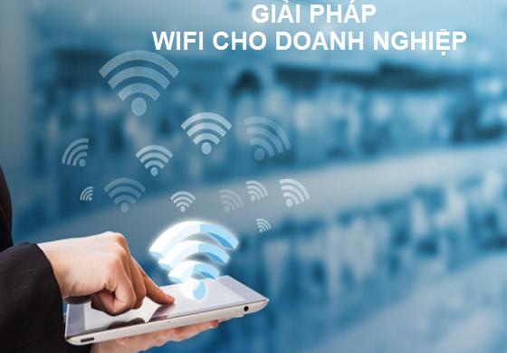 Giải pháp wifi cho doanh nghiệp – Bảo mật hơn, sóng khỏe hơn, tốc độ cao hơn