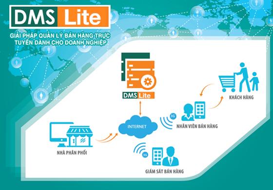 DMS.LITE – Giải pháp bán hàng chuyên nghiệp