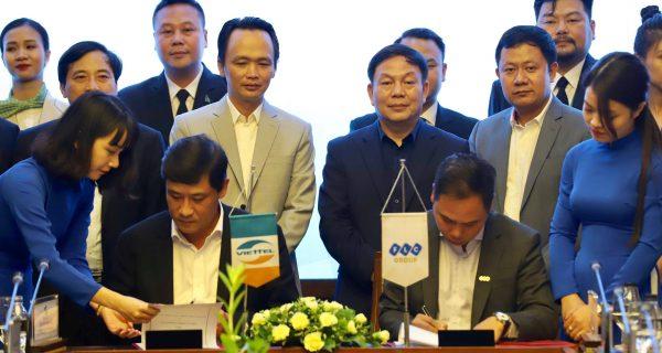 Viettel và FLC ký kết hợp tác toàn diện, đẩy mạnh ứng dụng công nghệ số