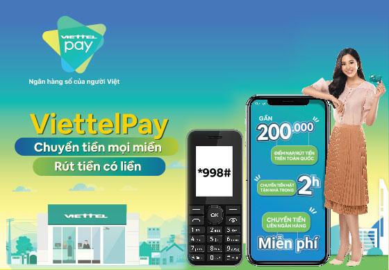 ViettelPay – Giải pháp thanh toán điện tử