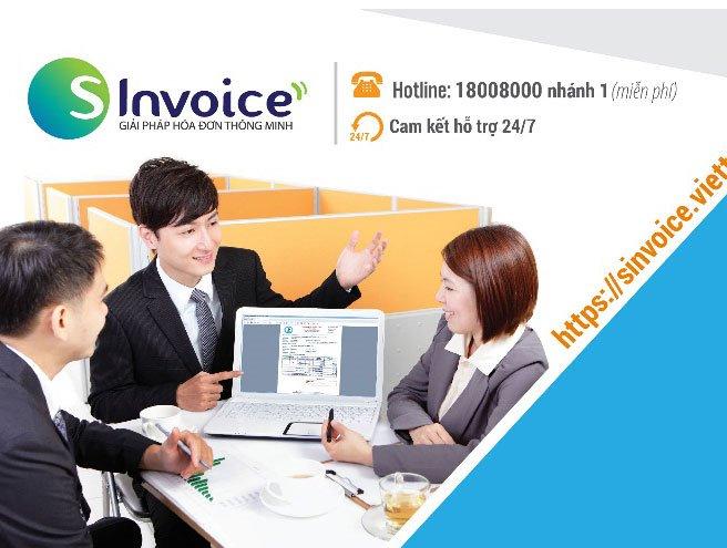 hóa đơn điện tử S Invoice