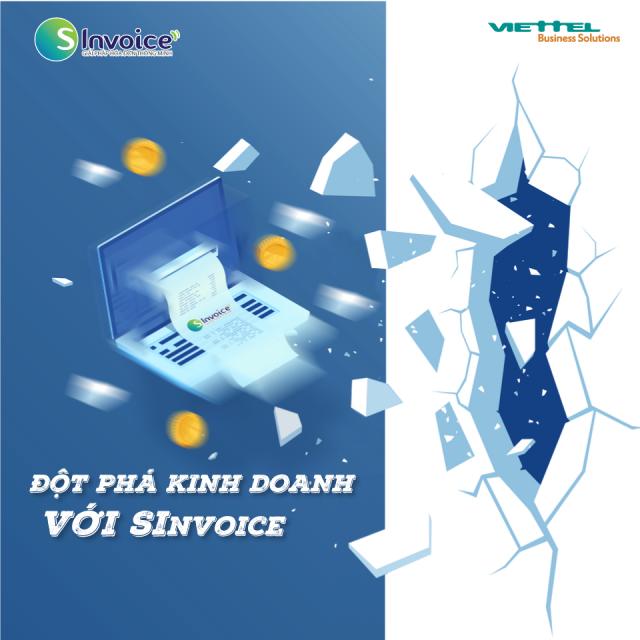 Hóa đơn điện tử S-invoice