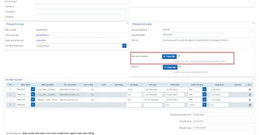 Cách lập hóa đơn điện tử thay thế trên phần mềm S-invoice