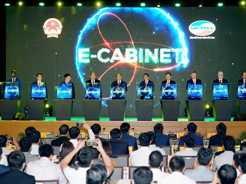 Hệ thống thông tin phục vụ họp và xử lý công việc (e-Cabinet)