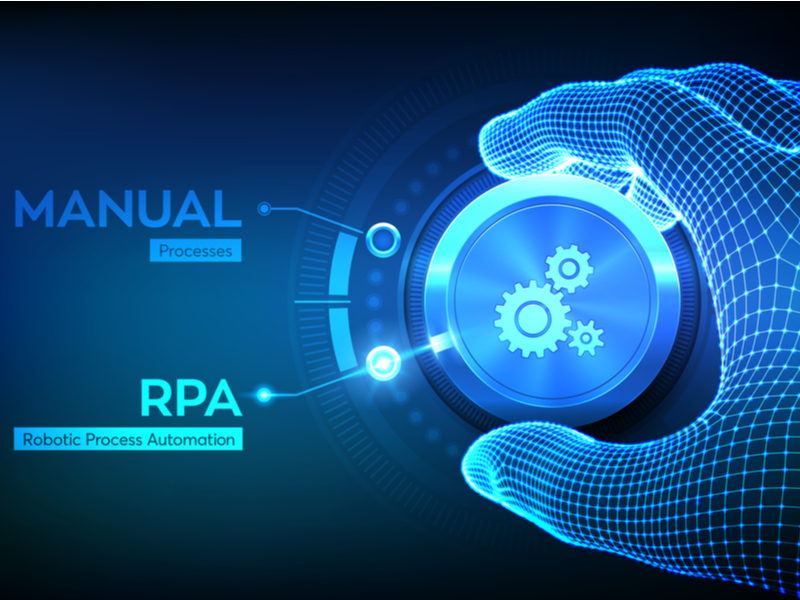 Viettel RPA (Robotic Process Automation)